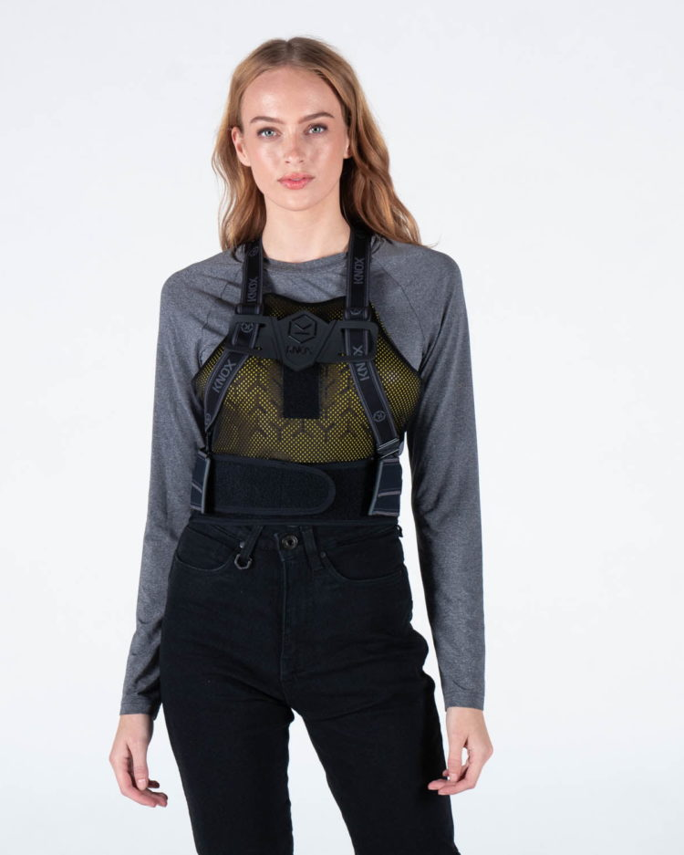 Women's Micro-Lock Chest for Back Protectors