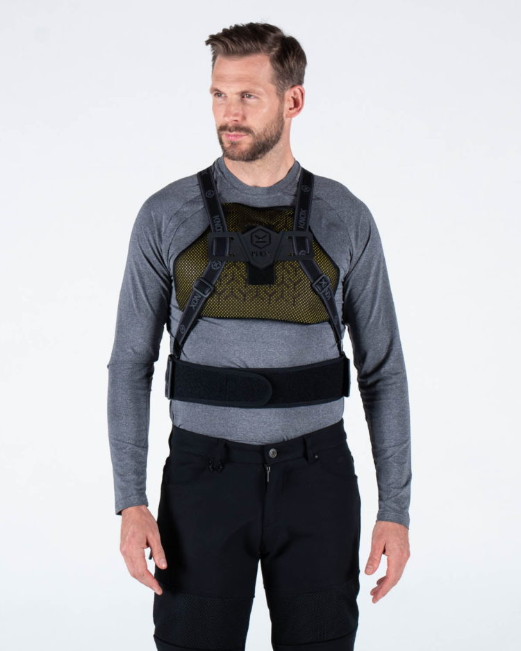 Men's Micro-Lock Chest for Back Protectors