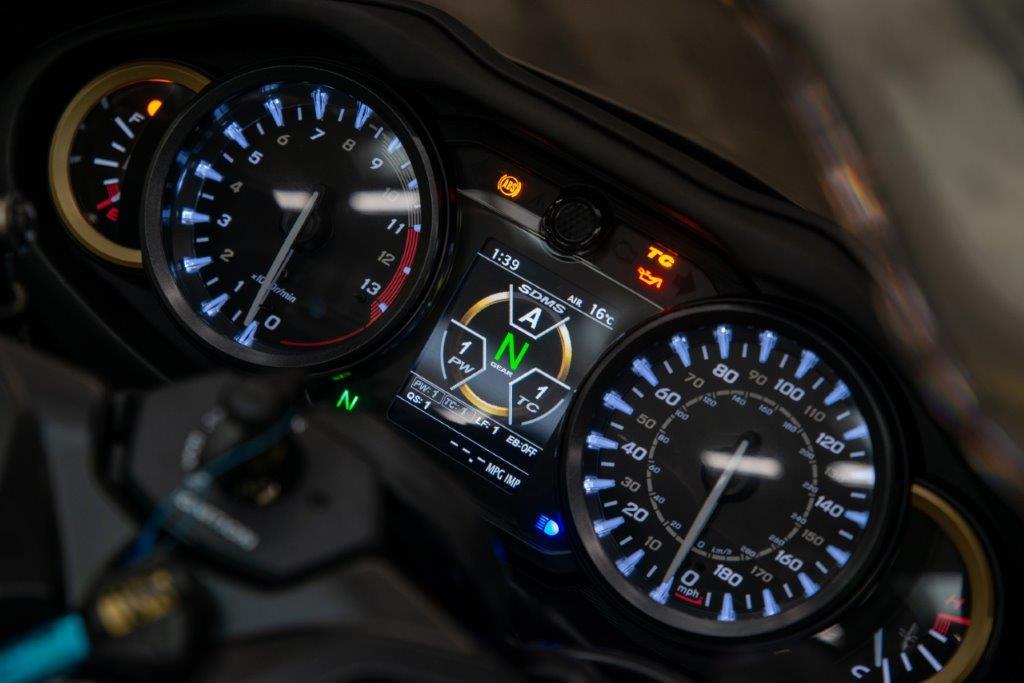 Suzuki Hayabusa - DASH - 2021