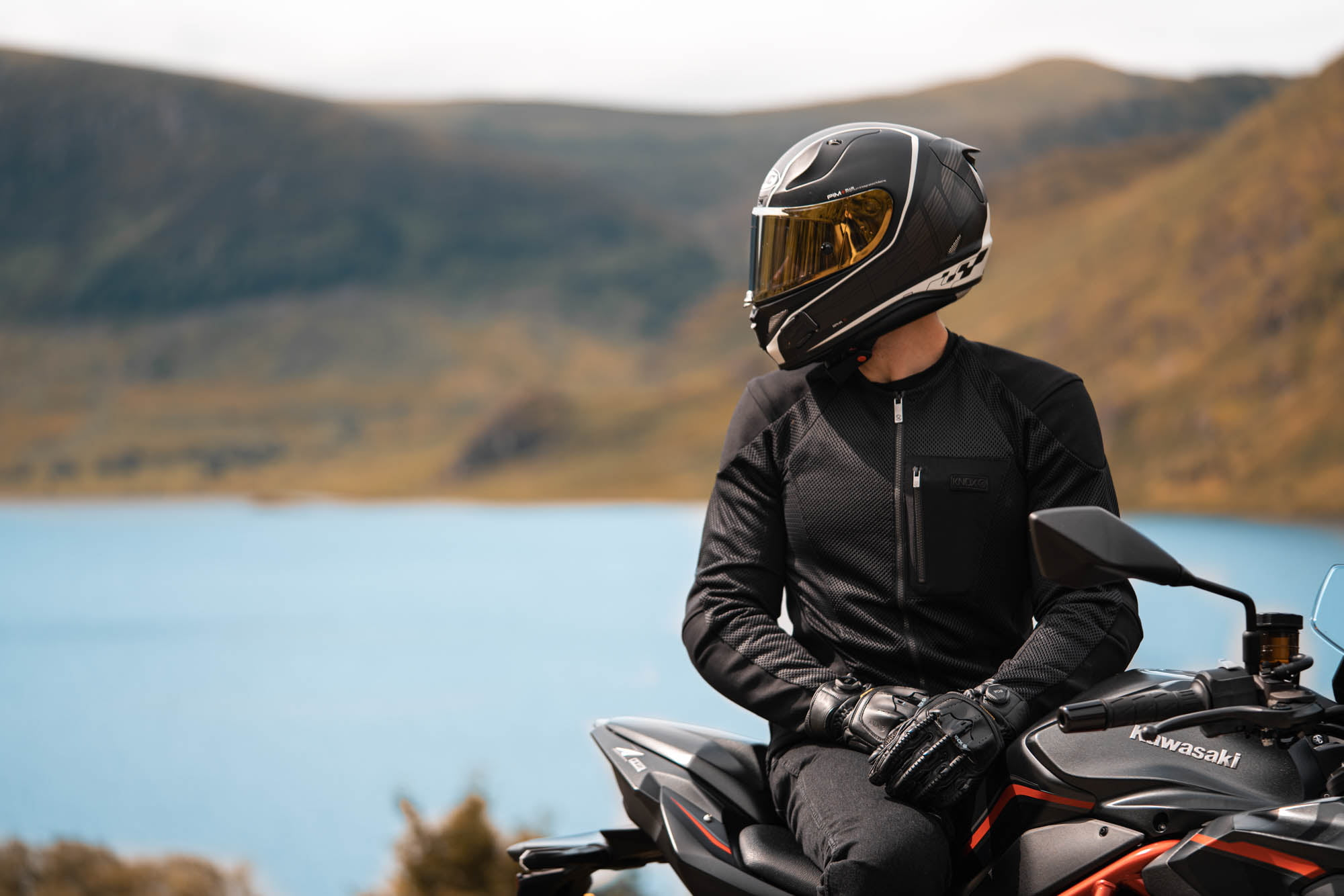 What I wear when I ride and why I like it!