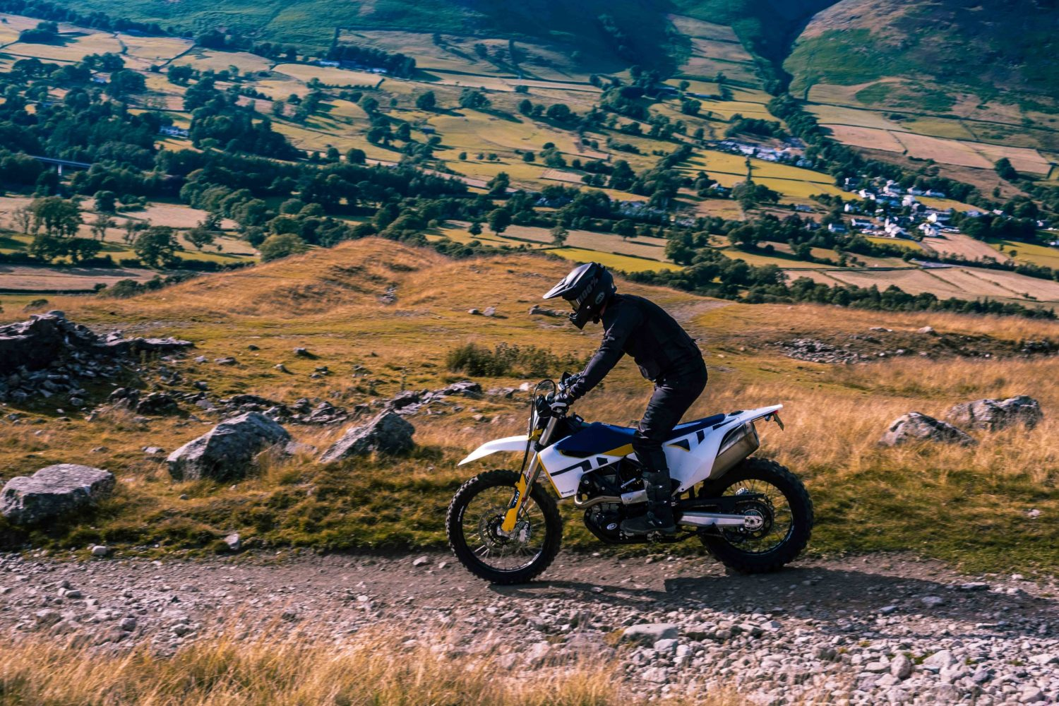 The best hot weather motorcycle gear