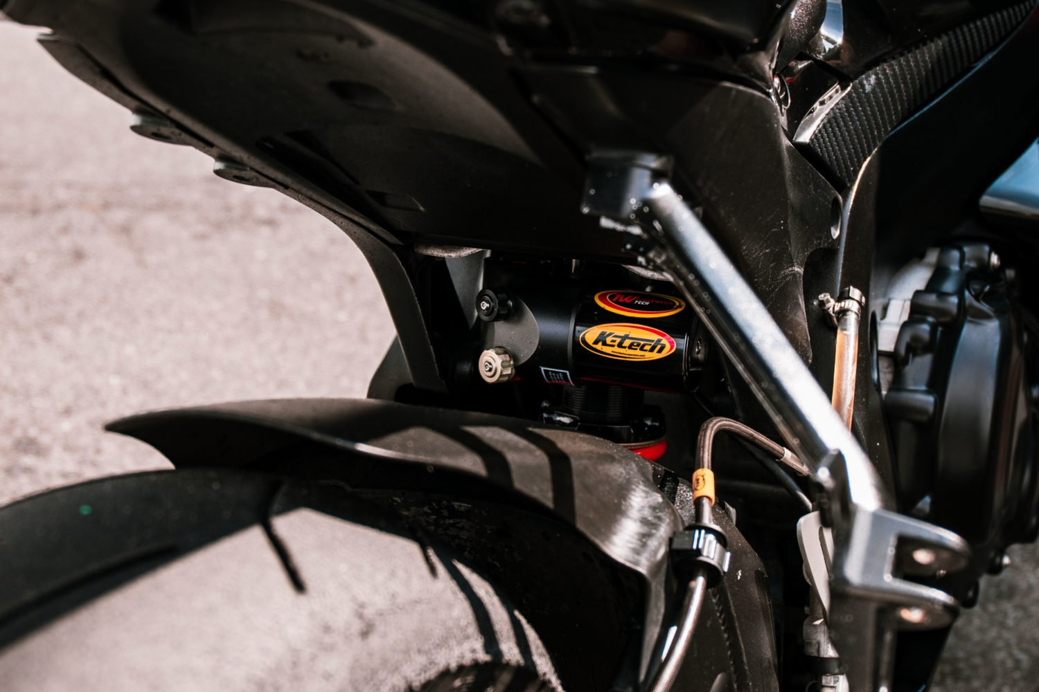 K-Tech Suspension review – 1 year on